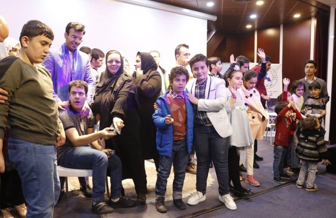 همایش من اوتیسمی سال ۹۸ در تبریز برگزار شد