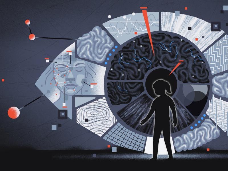 عدم ارتباط چشمی ؛ یکی از راه های تشخیصی افراد اوتیستیک