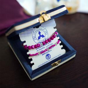 دستبند دخترانه با حروف الفبای انگلیسی